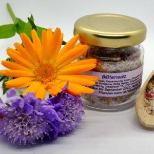 Produktbild Blütensalz